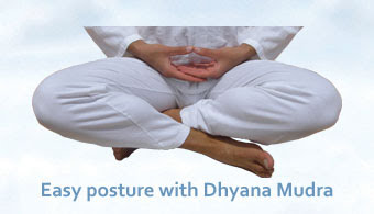 How to do Dhyan Mudra